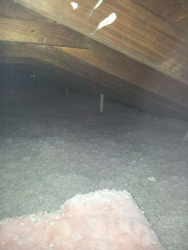 Air Sealing and Cellulose Insulation in Sewell, NJ - After Photo