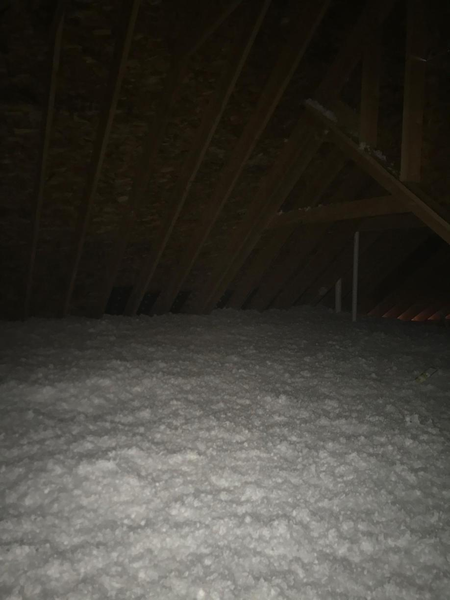 Lakewood NJ Blown Insulation Project - After Photo