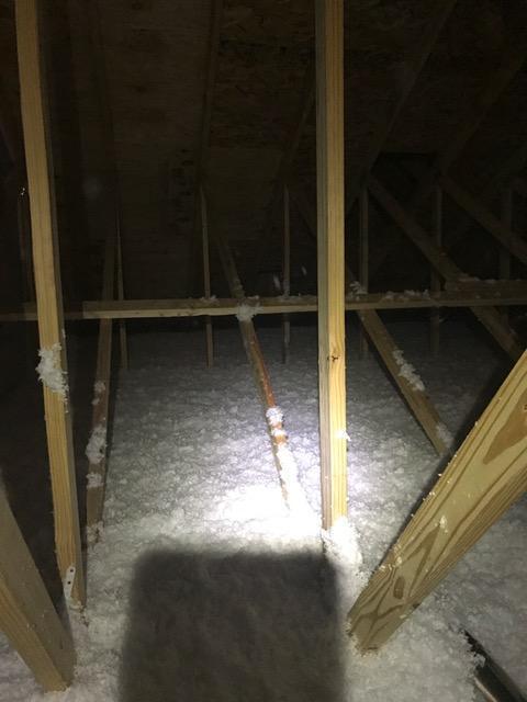 Allentown, NJ Insulation Installation - After Photo