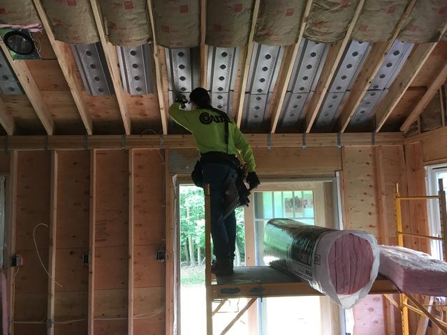 Wall Insulation in Spring Lake Heights, NJ