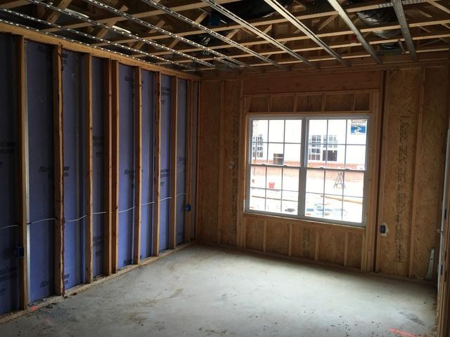 Fiberglass Batt Installation in Chatham Court
