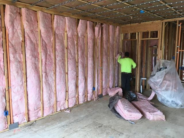 Walls Between Town Homes Still Need Insulation!