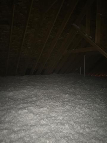 Lakewood NJ Blown Insulation Project