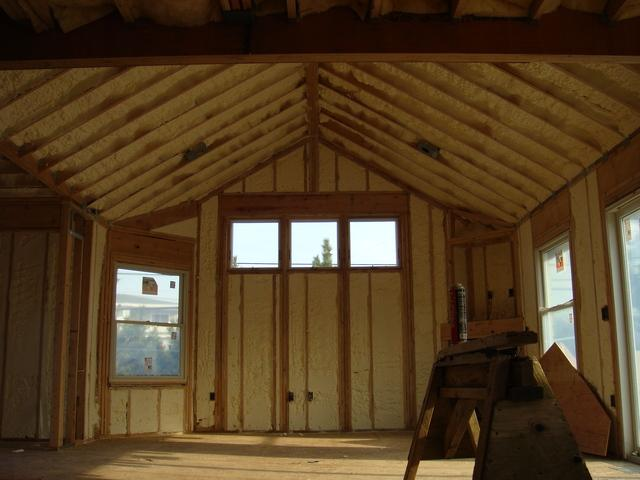 Cream Ridge NJ Spray Foam Insulation Project