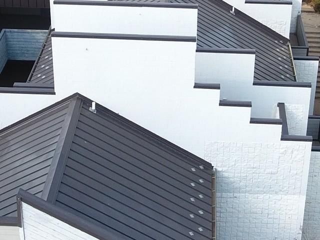 Elastomeric Roof Coatings on OKC Condo Complex