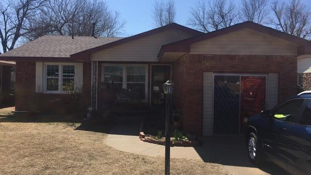Roof, Siding, Gutters Replaced in OKC