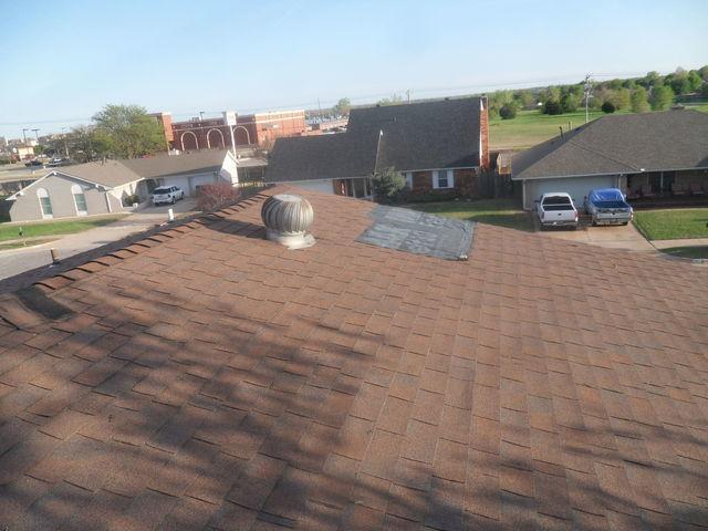 Brand New Roof in Yukon!