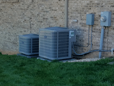 HVAC System Replacement in Pfafftown, NC - After Photo