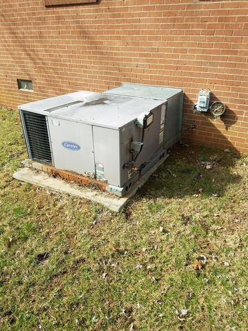 Package HVAC System Replacement in Winston-Salem, NC