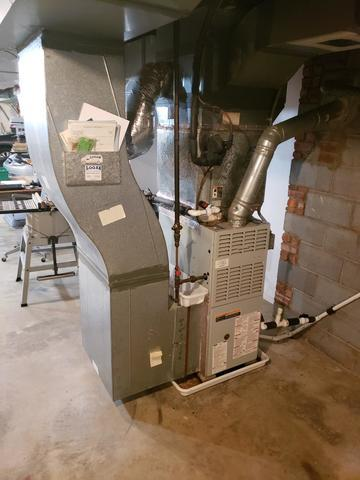 Furnace Replacement in Winston Salem, NC