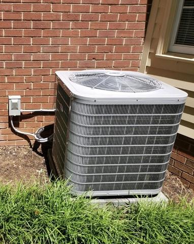 Carrier Air Conditioning Unit Install in Winston Salem, NC