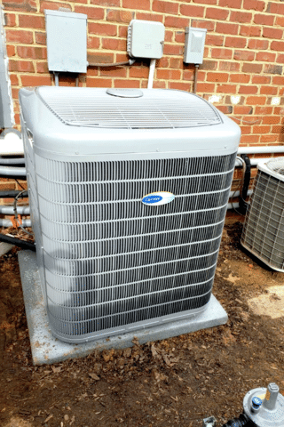 Heating and Air Conditioning System Replacement in Mooresville, NC - After Photo