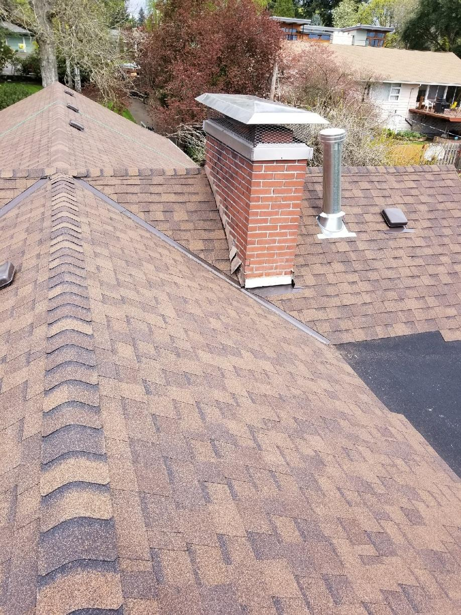 Roof Replacement in Vancouver, WA - After Photo
