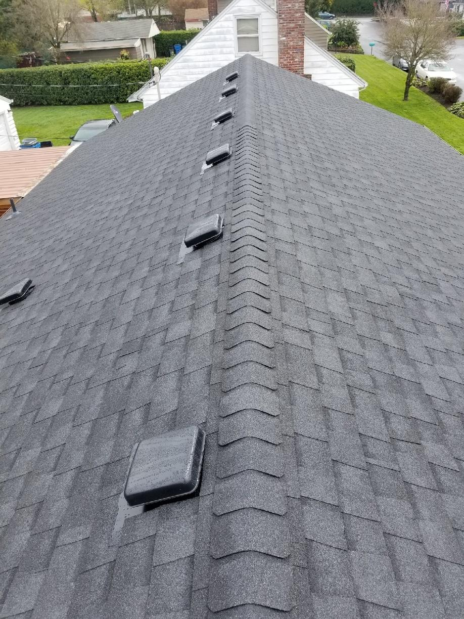 Vancouver, WA Shingle Roof Replacement Contractors - After Photo