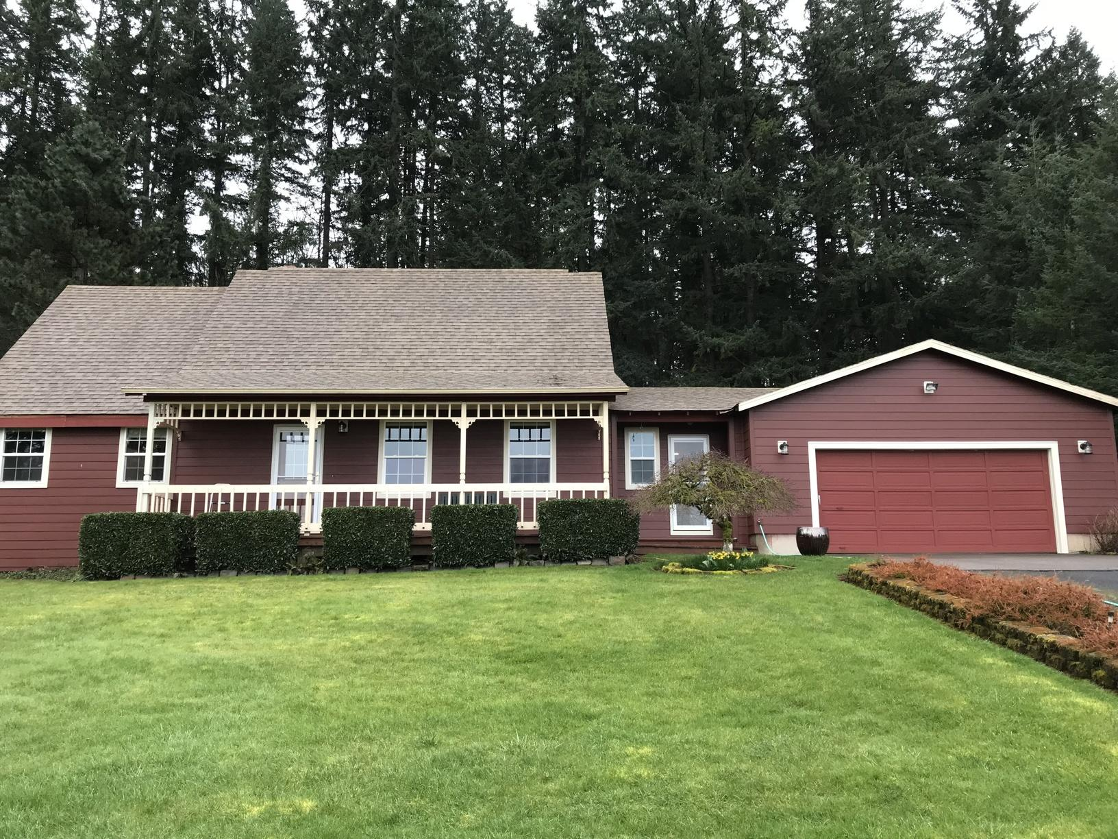 Full ColorPlus Siding Replacement in Sandy, OR - After Photo