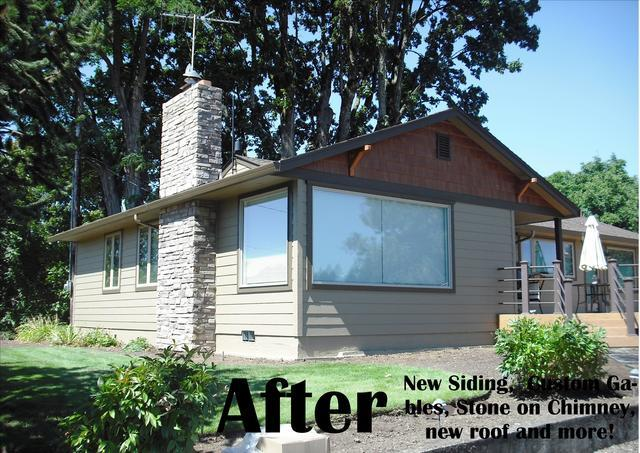 Fiber Cement Siding, Chimney Wrap and Roof Replacement Contractors in  Portland, Or