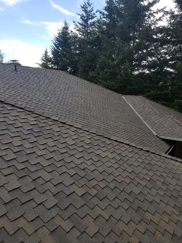 Shingle Roof Replacement in Happy Valley, OR - After Photo
