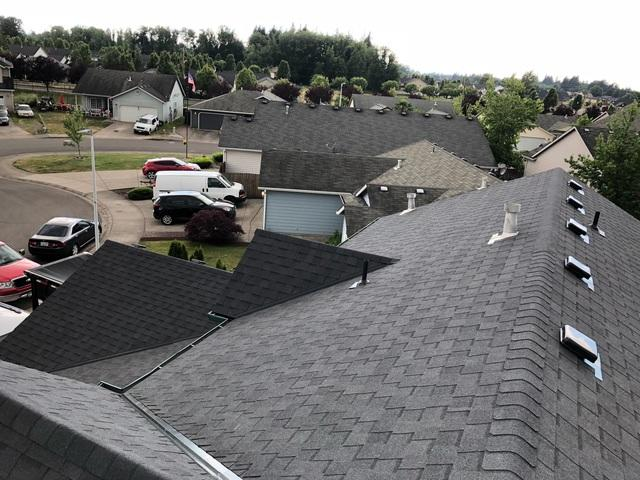 Roof Replacement in Battle Ground, WA - After Photo
