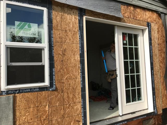 French Door and Adjacent Window Installation in Portland, OR