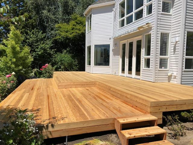 Deck Restoration in Portland, OR