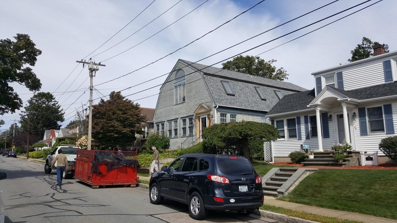 Roof Upgrades Newport, RI Home - After Photo