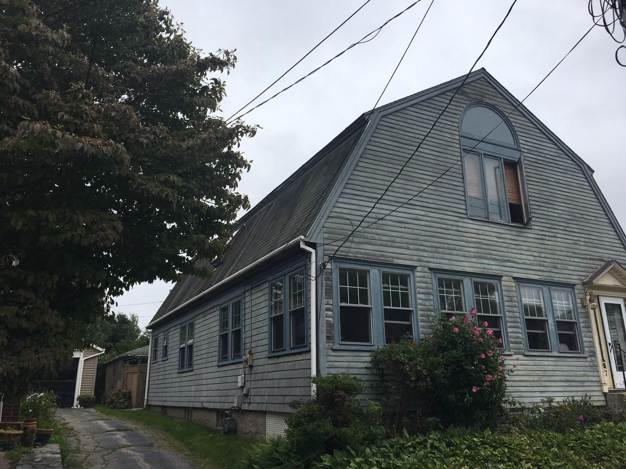 Roof Upgrades Newport, RI Home - Before Photo