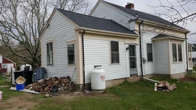 Roof Replacement Project in Dartmouth, MA