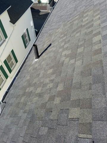 Roof repair in New Bedford, MA