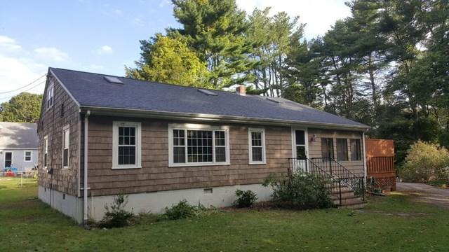 New roof, gutters and downspouts in Dartmouth, MA