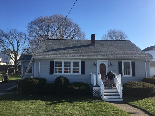 New roof in Fall River, MA