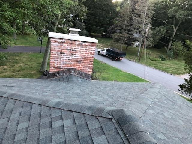 Aging roof in East Greenwich, RI gets Tamko solution - After Photo