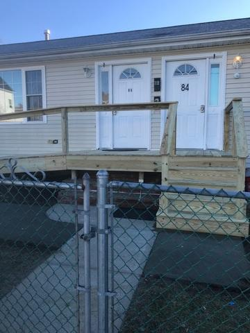 Handicap accessible ramp in New Bedford, MA