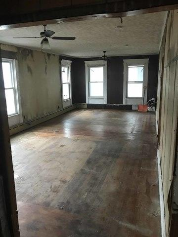 Interior remodel  in New Bedford, MA