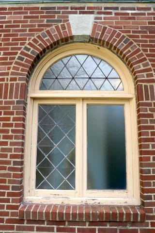 Replacement windows at St. Joseph's church in New Bedford
