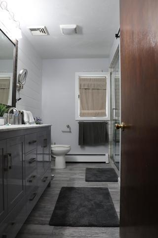 Full bathroom remodel on beautiful home in Dartmouth, MA