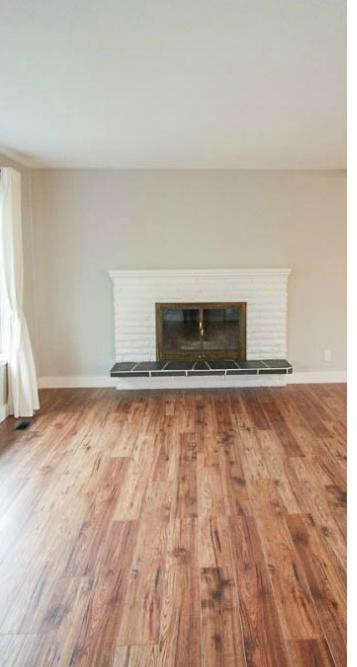 Luxury Vinyl Planks For Living Room In New Brunswick, NJ - After Photo