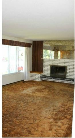 Luxury Vinyl Planks For Living Room In New Brunswick, NJ - Before Photo