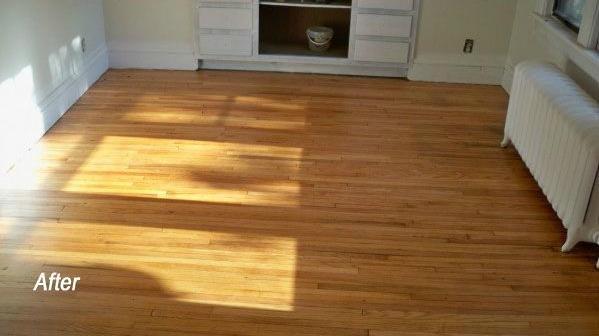 Hardwood Floor Installation For Sun Room In Piscataway, NJ - After Photo
