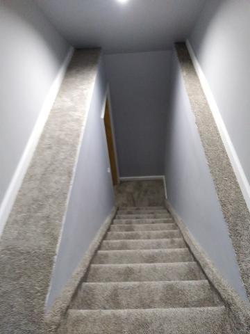 Stair Case with Top Hallway in Highland Park, NJ - After Photo