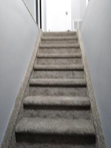 Stair Case with Top Hallway in Highland Park, NJ - Before Photo