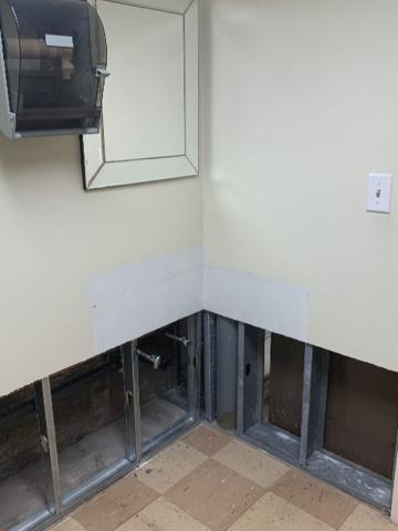 Emergency Sewage back - After Photo