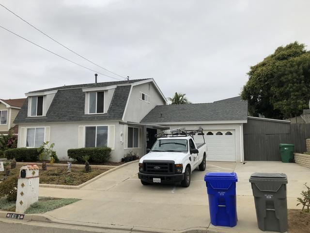 Asphalt Shingle Roof Replacement in Oceanside, CA - After Photo