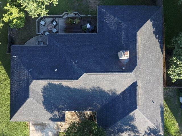 Owens Corning Oakridge Shingle Roof Replacement in San Antonio, Texas - After Photo