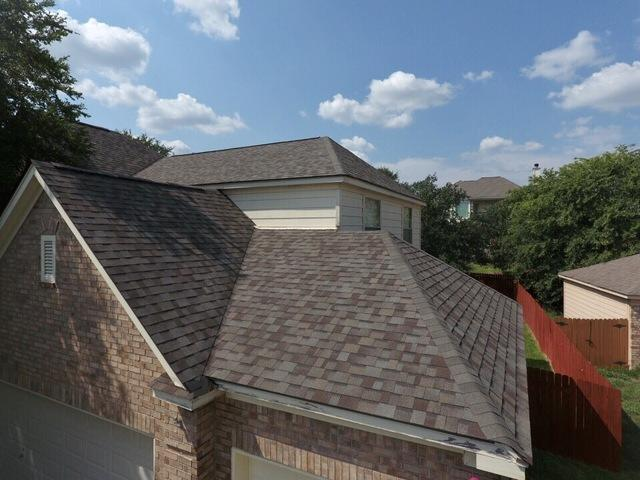 Roof Replacement in Stone Oak, San Antonio, TX - After Photo