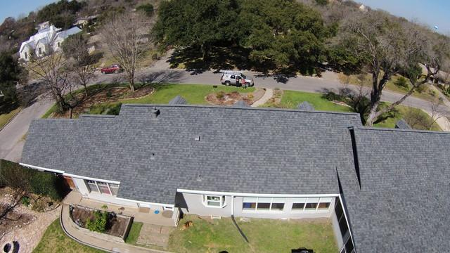 Roof Replacement in Alamo Heights, San Antonio, Texas