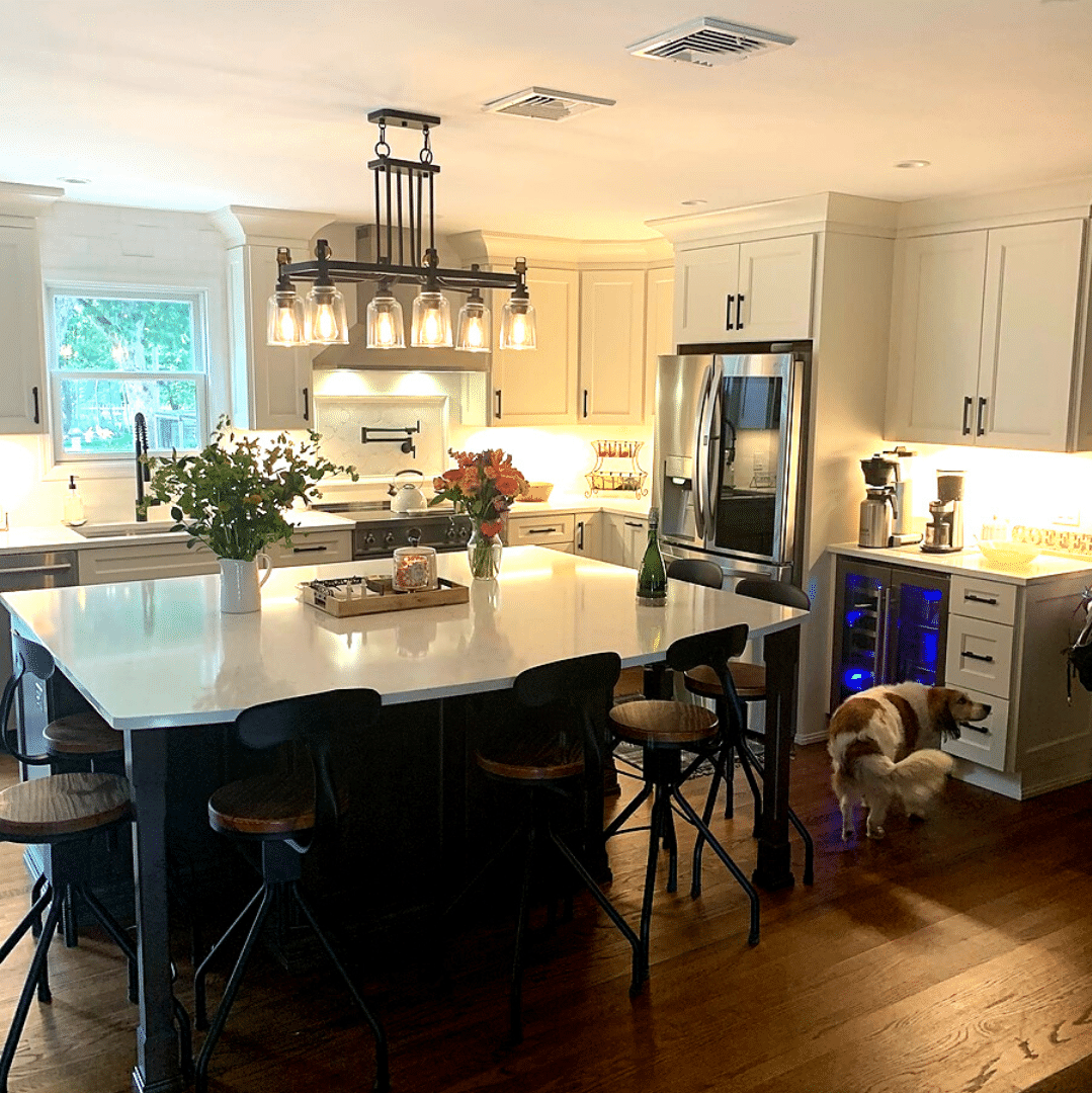 Islip Kitchen Remodel - After Photo