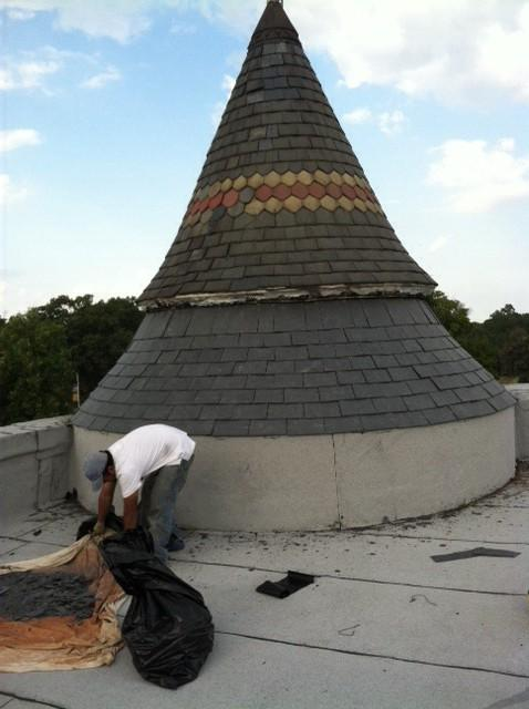 Mini Roof Replacement - After Photo
