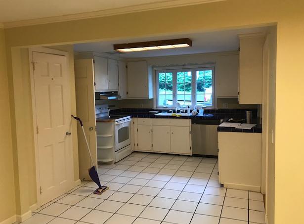 Middlebury - Kitchen Renovation - Before Photo