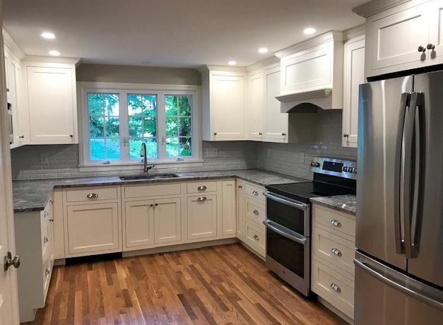 Middlebury - Kitchen Renovation - After Photo