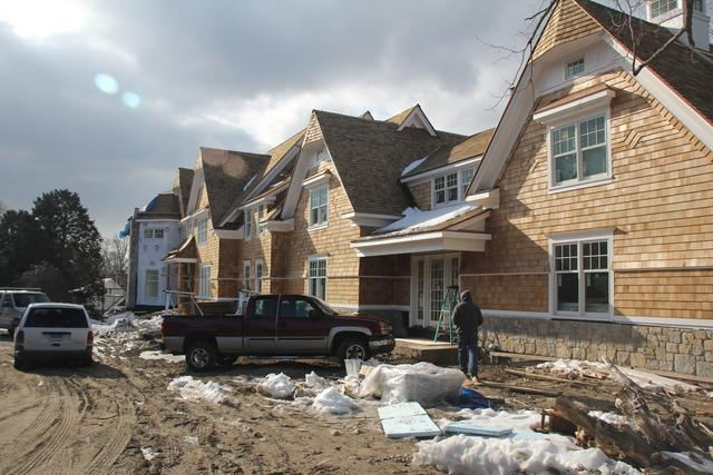 Greenwich  - New Home Construction - Before Photo